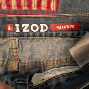 IZOD Men's Relaxed Fit Jeans 33/30